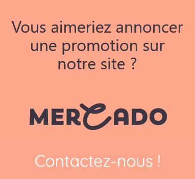 Annoncer une promotion sur notre site